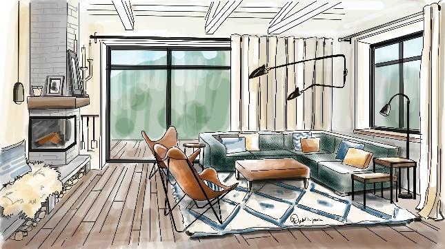 Новый проект «Дачного ответа» и ROCKWOOL: кирпичный экспрессионизм и особая атмосфера покоя в загородном доме