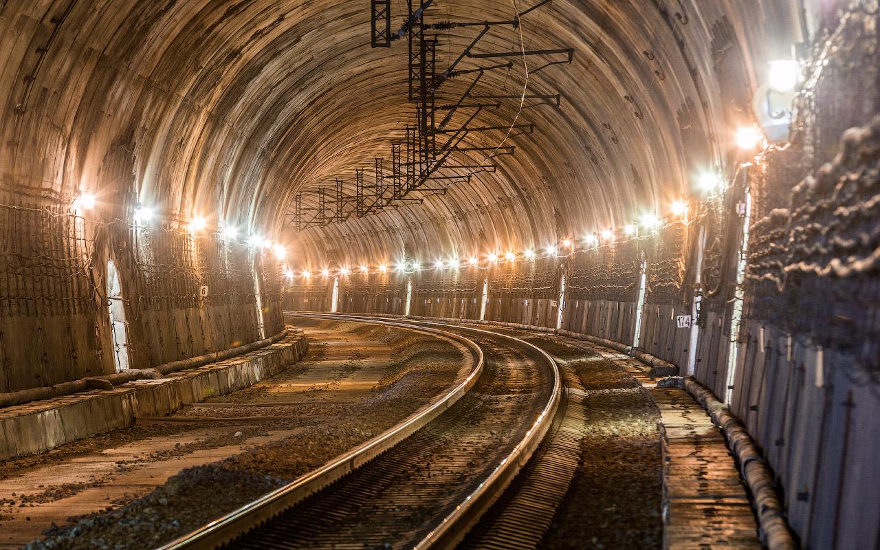 Решения BASF обеспечили эффективность и скорость строительства второго Байкальского тоннеля