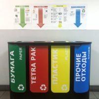 8316 ROCKWOOL за экологию: разделяем мусор вместе