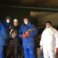 10056 Сотрудники концерна «Декёнинк» оказали волонтерскую помощь детскому приюту