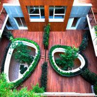 11856 Здания должны быть зелёными не только снаружи, но и внутри