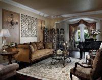 12599 Викторианский стиль в интерьере