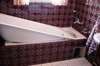 15633 Акриловая вставка (вкладыш) в ванную: описание технологии выполнения установки