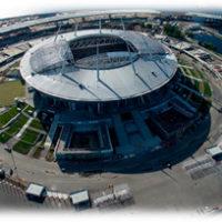 15870 Более 100 тысяч анкеров fischer применены при строительстве стадиона в Санкт-Петербурге к ЧМ-2018