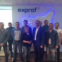 14531 Компания ЭксПроф привлекает клиентов открытостью и поддержкой