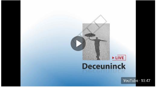 Новые продукты Deceuninck на выставке Fensterbau Frontale 2018