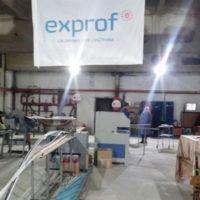 15786 Представитель ЭксПроф посетил оконные предприятия Сургута