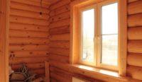 18634 Устанавливаем пластиковые окна в деревянном доме своими руками