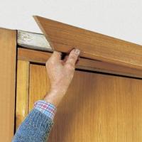 19158 Установка дверных откосов своими руками: монтаж и отделка панелями