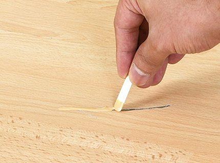 Как убрать царапины на ламинате — практические рекомендации