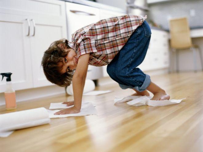 23460 Как убрать царапины на ламинате — практические рекомендации