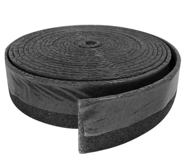 Демпферная лента для стяжки пола