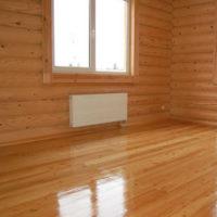 25358 Как сделать наливной пол на деревянный пол