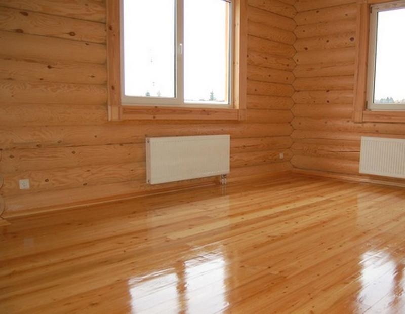 Заливные полы на деревянный пол