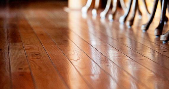 Как сделать наливной пол на деревянный пол