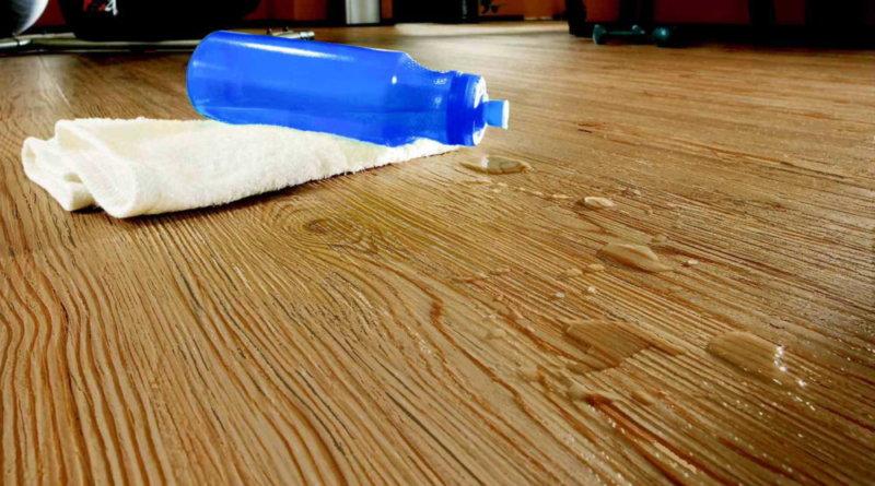 Водостойкий ламинат для кухни — секреты выбора