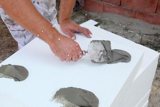Пенопласт для пола под стяжку — инструкция по монтажу