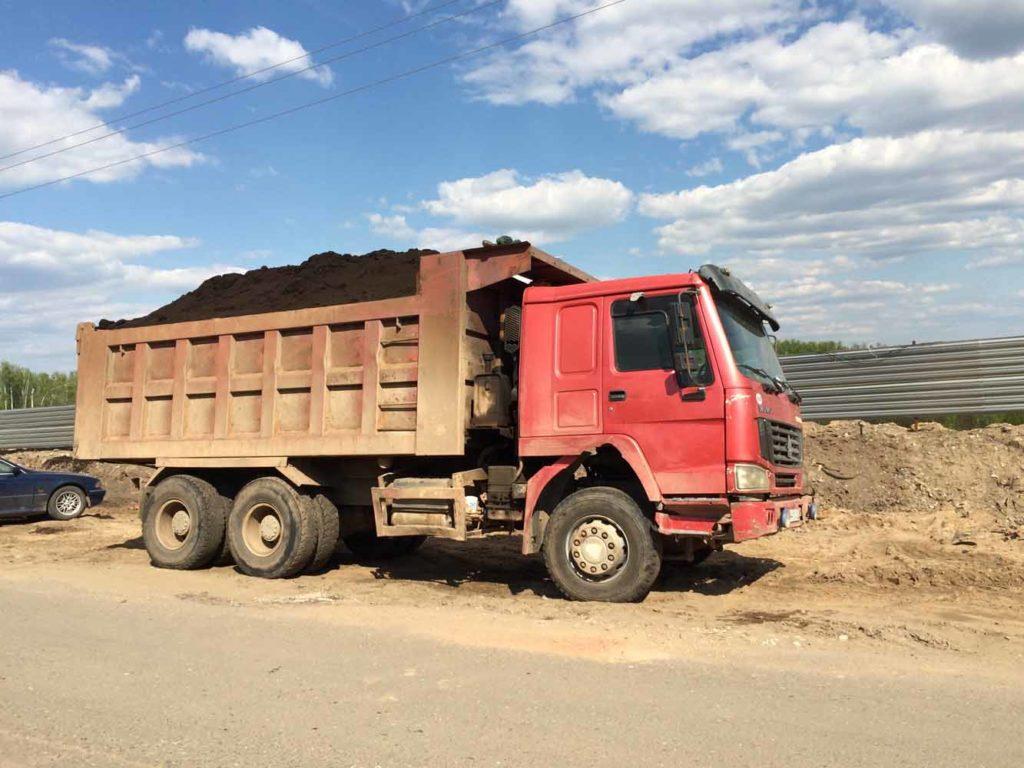 Продажа и доставка стройматериалов, сдача в аренду спецтехники для перевозки сыпучих грузов