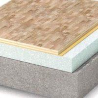 28328 Утеплитель для бетонного пола