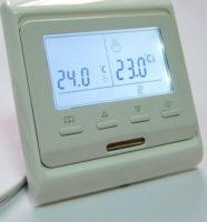 28610 Терморегулятор для теплого пола: Пошаговая инструкция по подключению