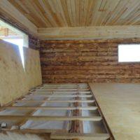 28914 Возводим деревянные перекрытия между этажами, технология строительства
