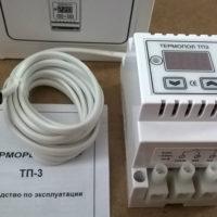 28968 Подключение терморегулятора к теплому полу