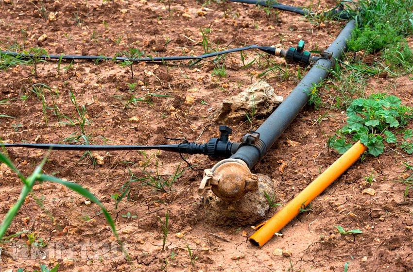 Дачный водопровод и его утепление