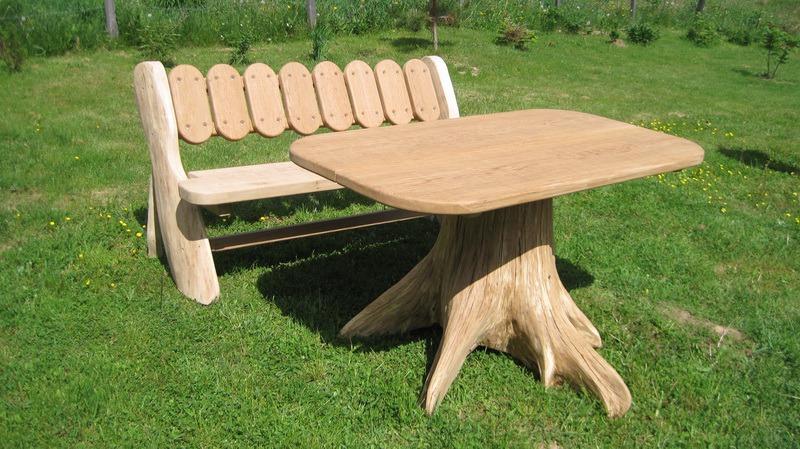 Стол для беседки своими руками — инструкция по созданию стола