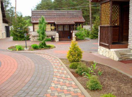 Тротуарная плитка: виды и как укладывать