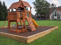 29658 Детская площадка на даче своими руками