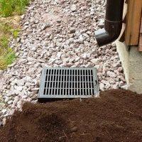 29890 Ливневая канализация на даче