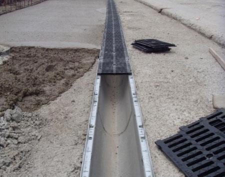 Ливневая канализация на даче