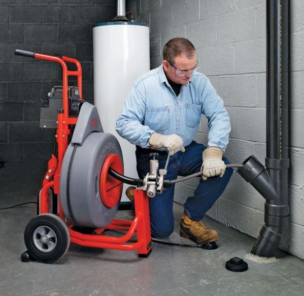 29899 Гидродинамическая машина для промывки канализации