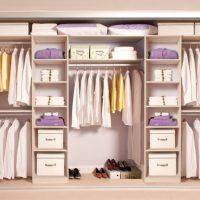 29976 Организация гардеробной в маленькой квартире