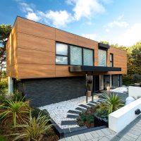 30037 Современный загородный дом: нюансы планировки и интерьера