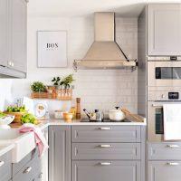 30055 Дизайн кухни в частном доме своими руками: проект в деталях