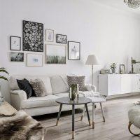 30053 Дизайн квартиры в светлых тонах: оформляем вместе