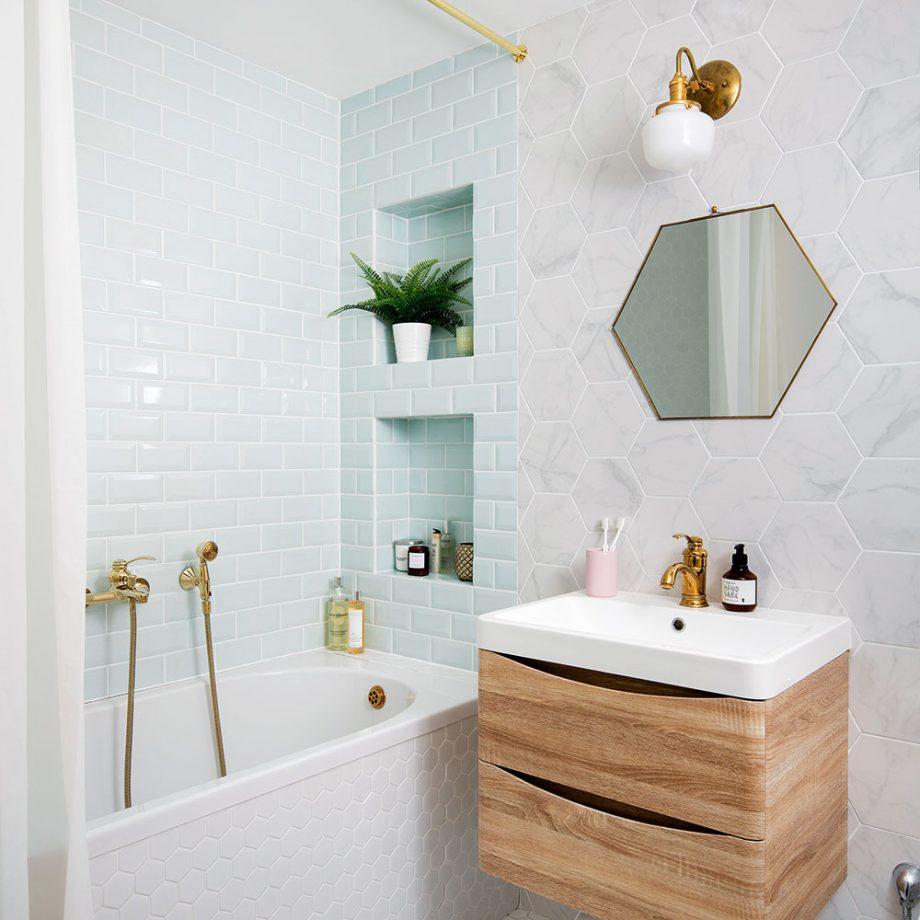 30043 Ремонт ванной комнаты в хрущевке своими руками: 15+ идей