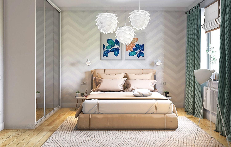 30086 Как сделать красивый ремонт в спальне