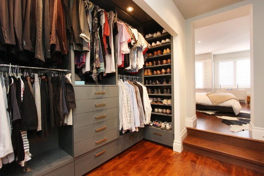 30947 Советы и рекомендации по обустройству гардеробной