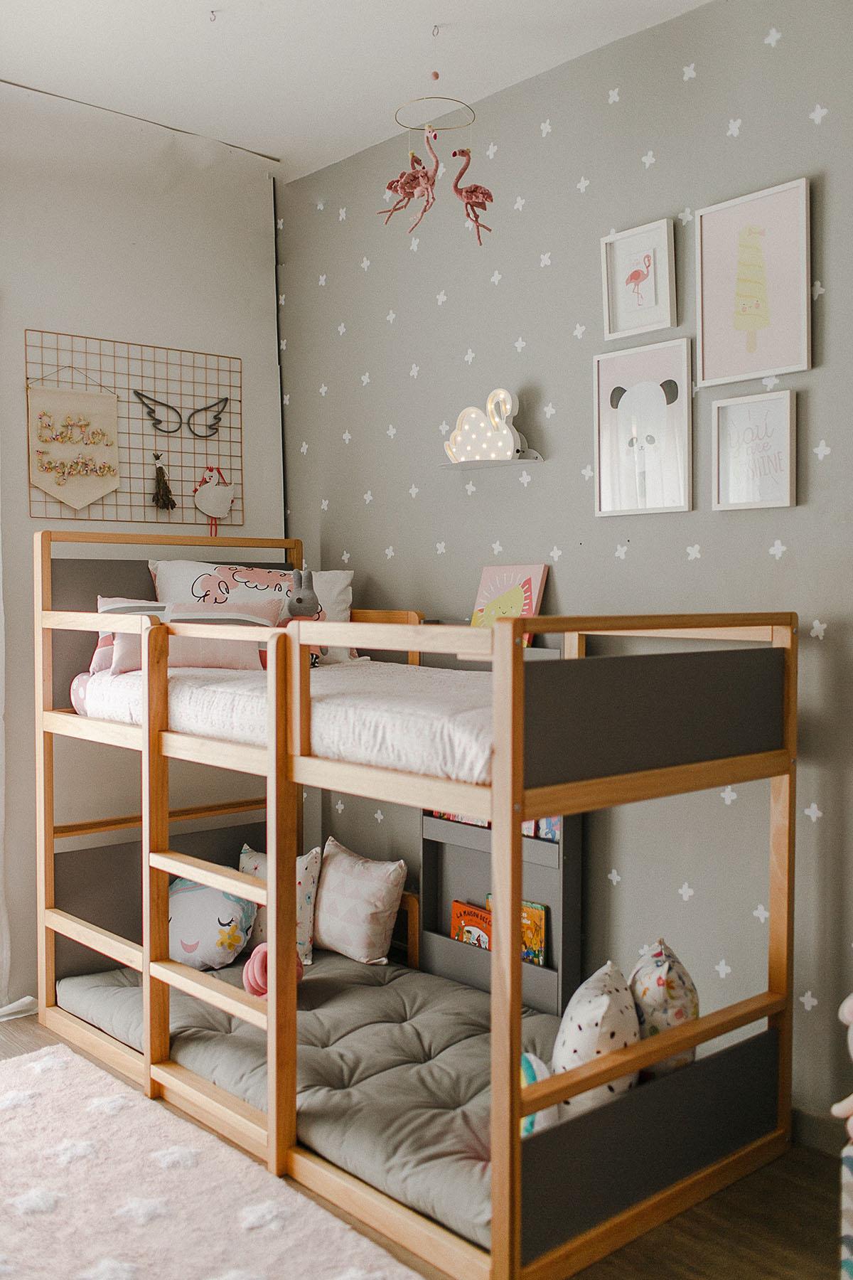 мебель для детской комнаты для девочек