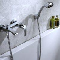 31185 Дизайн ванной комнаты – на какой высоте должен быть смеситель