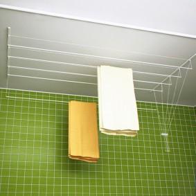 Керамическая плитка мелкого формата