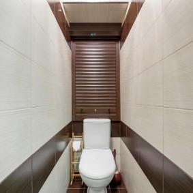 Дизайн туалета в современном стиле