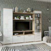 34138 Особенности выбора мини стенок в интерьер гостиной комнаты