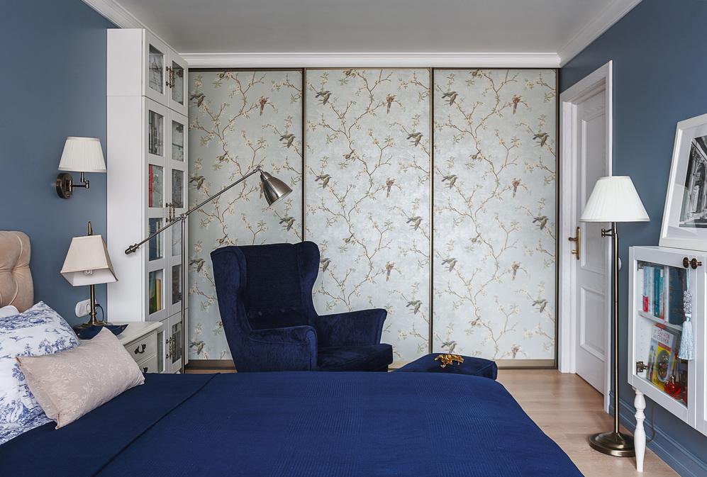 дизайн 2 комнатной квартиры 50 кв.м