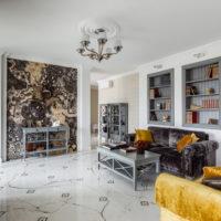 33268 Советы и рекомендации по выбору напольной плитки в гостиную комнату
