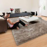 32061 Советы по выбору дизайна ковра на пол в гостиные комнаты