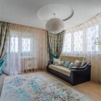 35464 Советы по выбору штор для интерьера гостиной комнаты