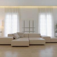31806 Варианты оформления дизайна комнаты в минимализме